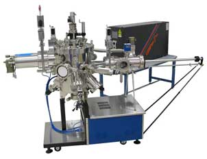 Pulsed Laser Deposition Systems